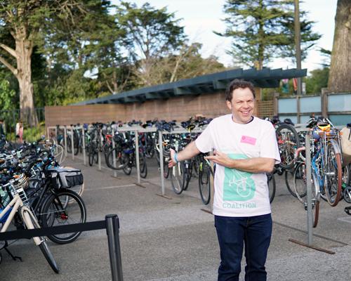 Friendly Bike Valet