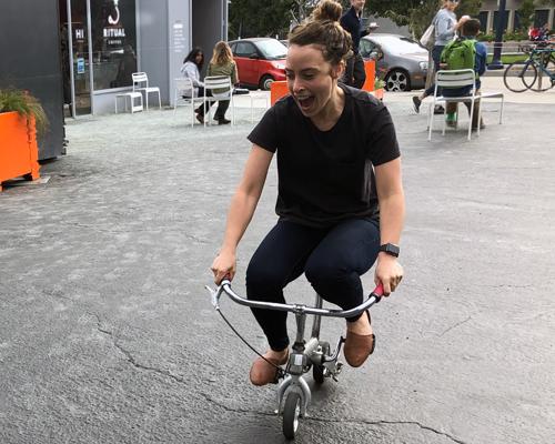 Mini Bike!