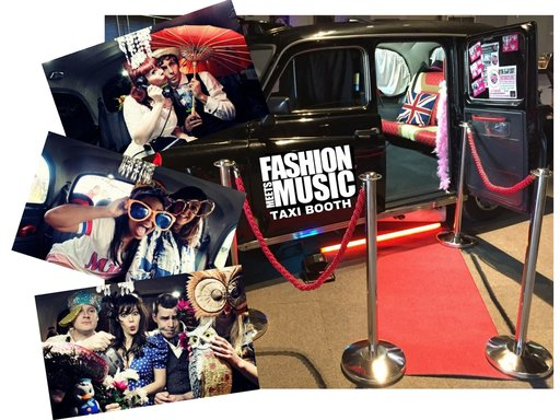 FMM Photo Booth Taxi