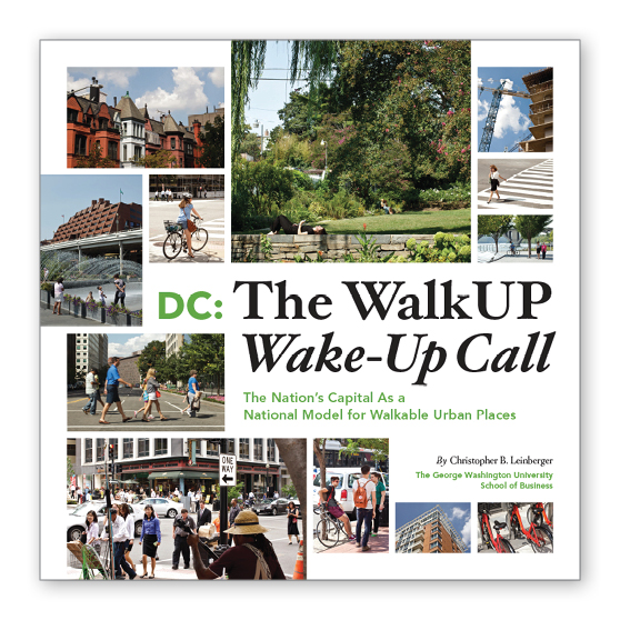 WalkUP Report Cover