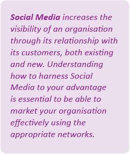 Social Media visibility