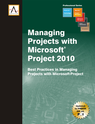 Managing Projects with Microsoft Project 2010 book