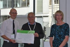Green Nephrology Awards Presentation 2012
