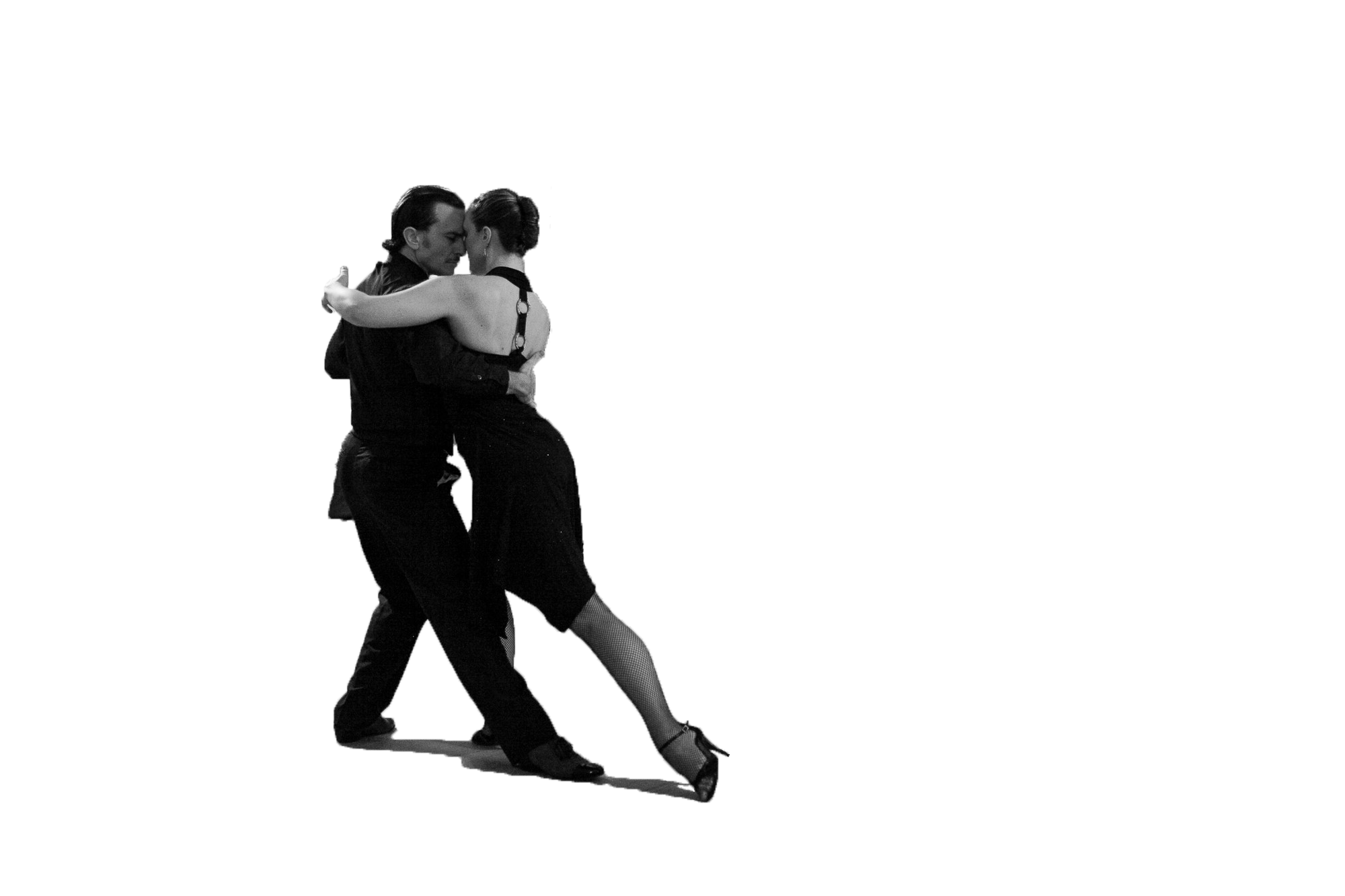 Dardo Galletto and Cassidy Flanigan Dancing Tango