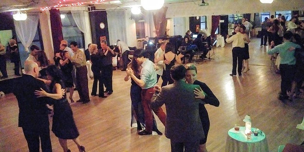 Dardo Galletto Studio Tango Party