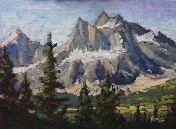 Neil Patterson Mountains