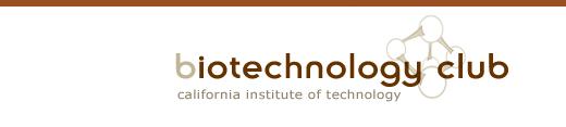 Caltech Biotech Club logo