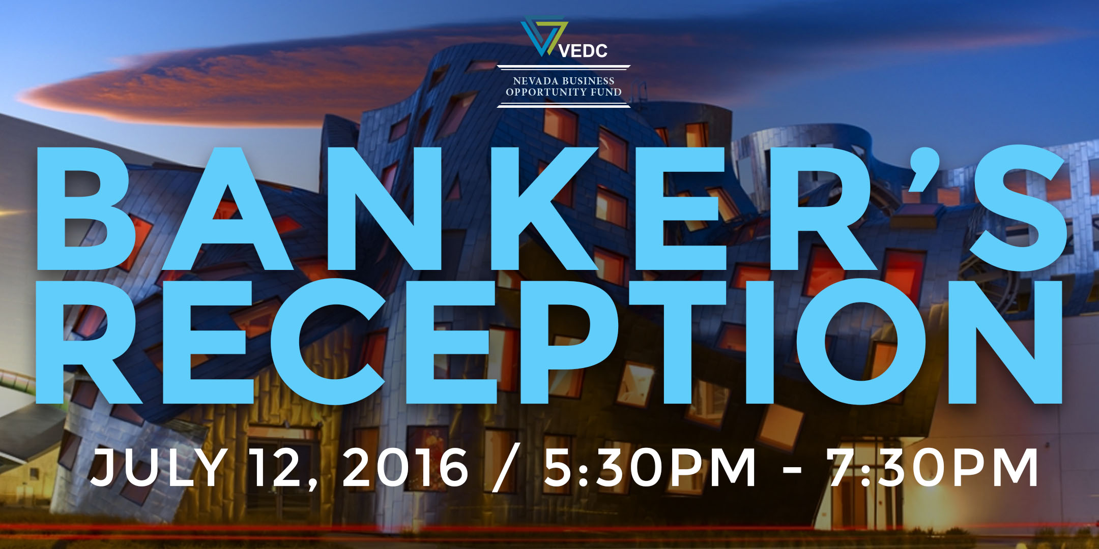 Special Banker's Reception at the William Carr Gallery! July 12th, from 5:30PM to 7:30PM!