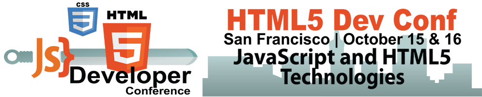 HTML5 Developer Conference logo