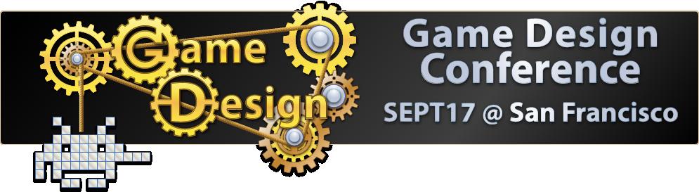 Game Design Conference Logo