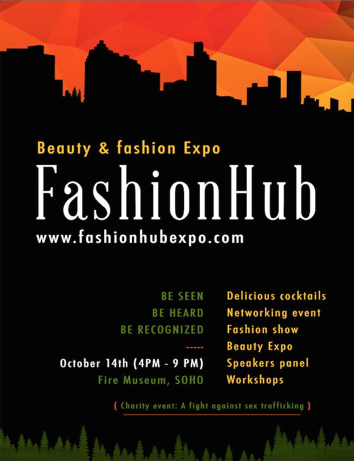 FashionHub - Beauty & Fashion Expo