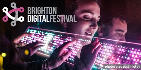 Brighton Digital Festiva - Laser Light Synths