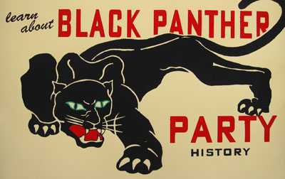 Black Panther Party Logo Black Panther Party