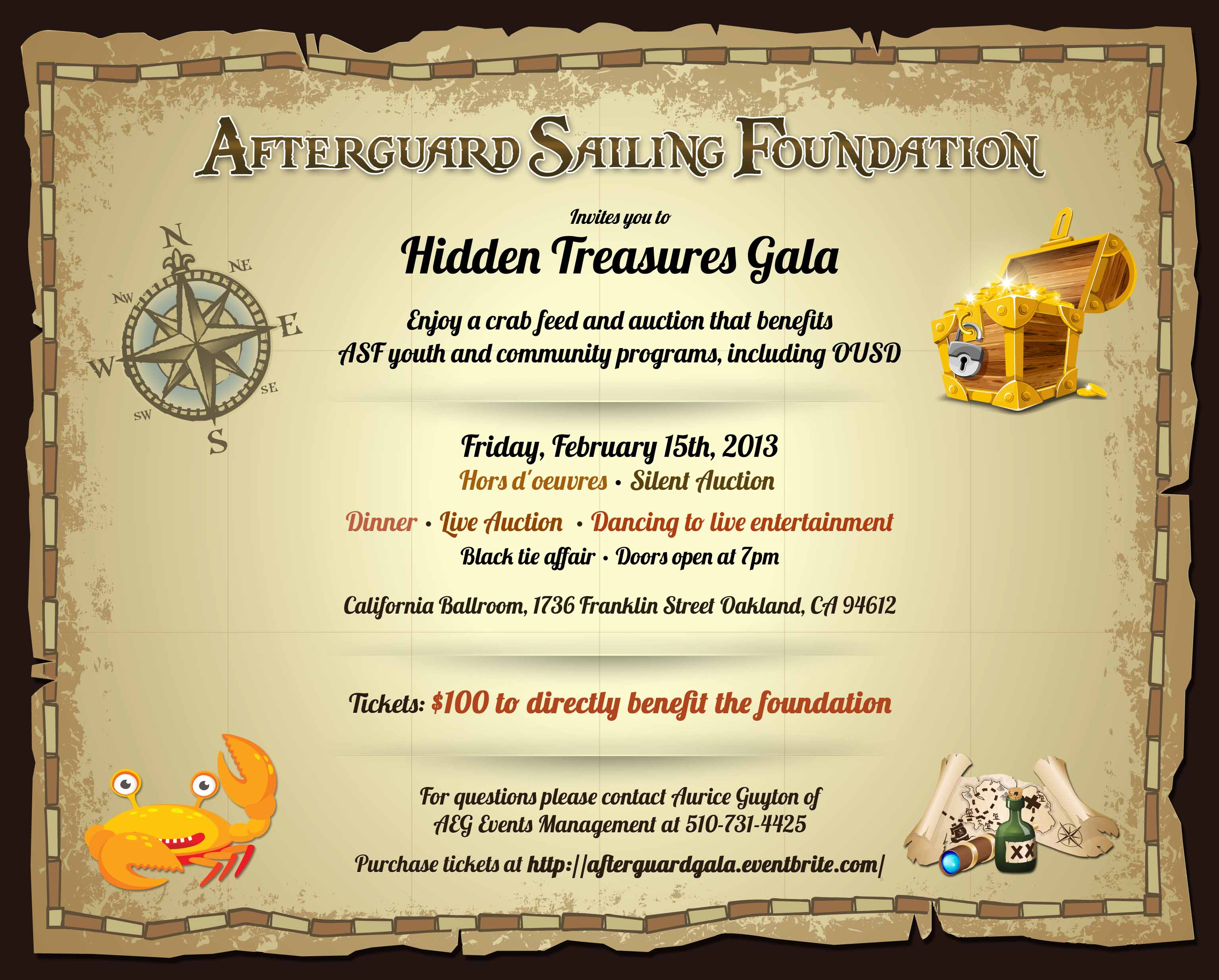 Hidden Treasures Fundraising Gala