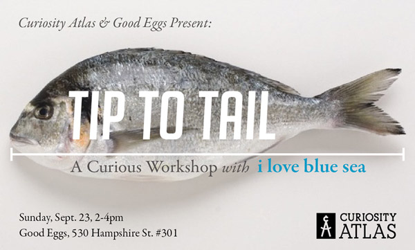 Tip To Tail: Whole Fish Workshop