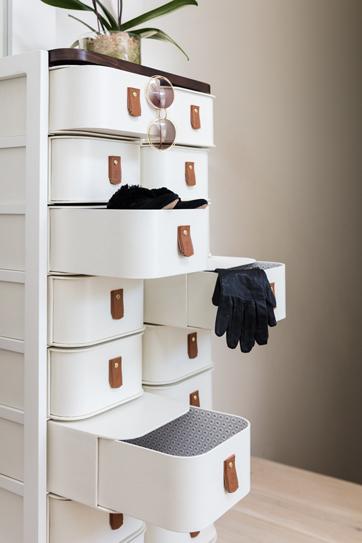 Sagitine storage
