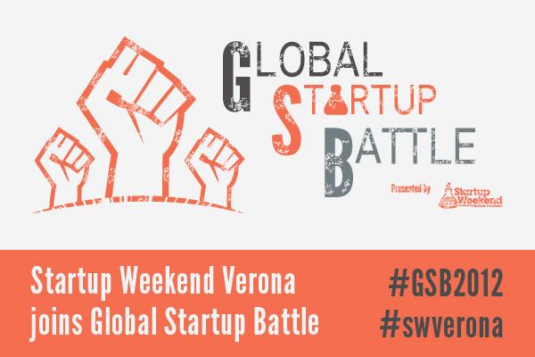 Startup Weekend Verona joins Global Startup Battle