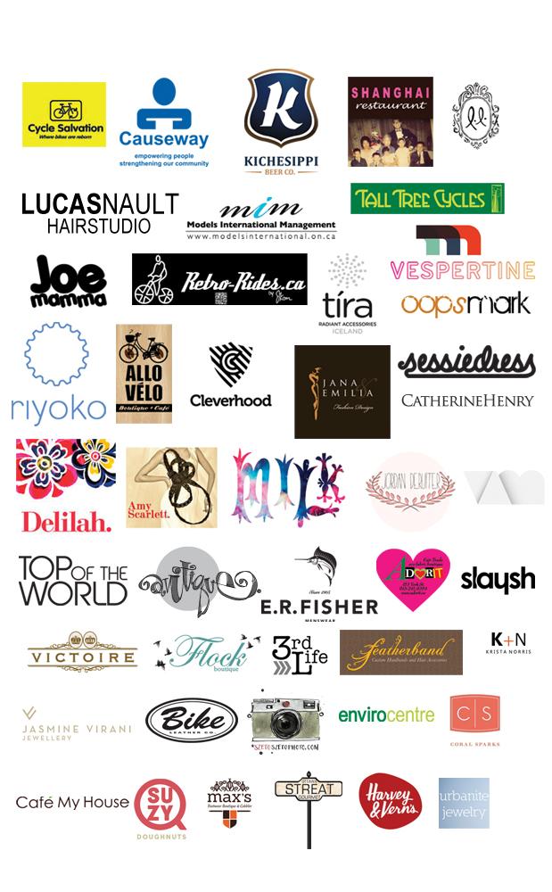 fashion show sponsors