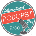 Int'l Podcast Logo