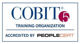 COBIT 5.0 Accreditation Logo