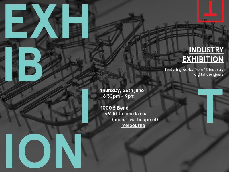 Tractor Melbourne exhibition
