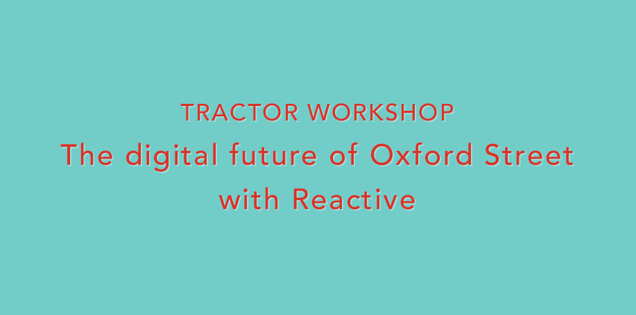 Reactive workshop