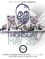 ✦ COCODRILLS ✦ OASIS Night Life ✦ Thursday, May 23 ✦ (RSVP &...