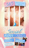 Saturday Night Social @ Avani Lounge
