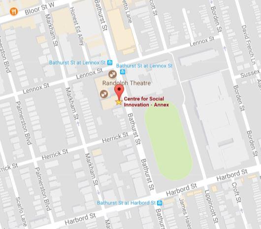 Google Map Data- CSI Annex