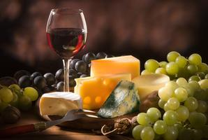 Wine & Cheese Tasting Extravaganza
