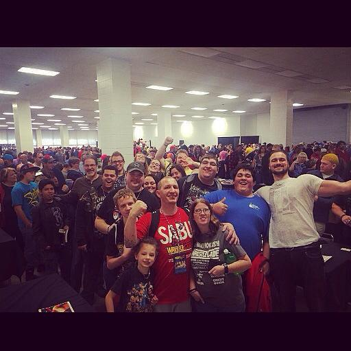 WrestleCade FanFest 2019