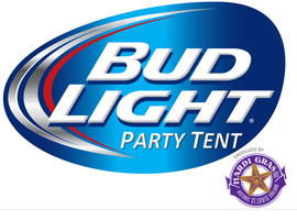 St Louis Uncorked Bud Light Party Tent By Mardi Gras Inc.