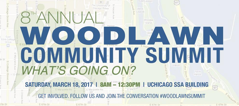 8th Annual Woodlawn Community Summit