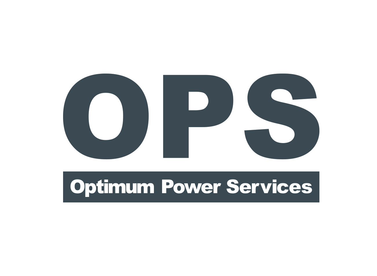 Optimum Power Services Logo
