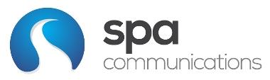 Spa Communications Logo