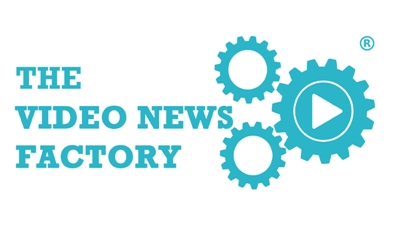 The Video News Factory Logo