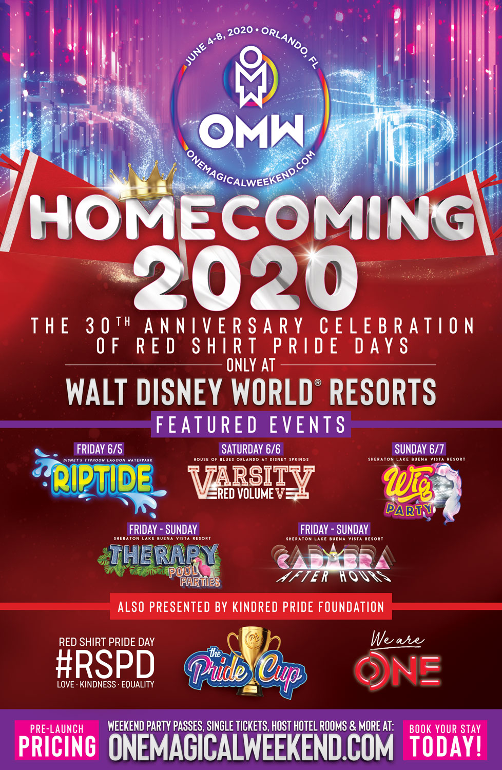 Events At Disney World 2020.One Magical Weekend 2020 At Walt Disney World Resorts