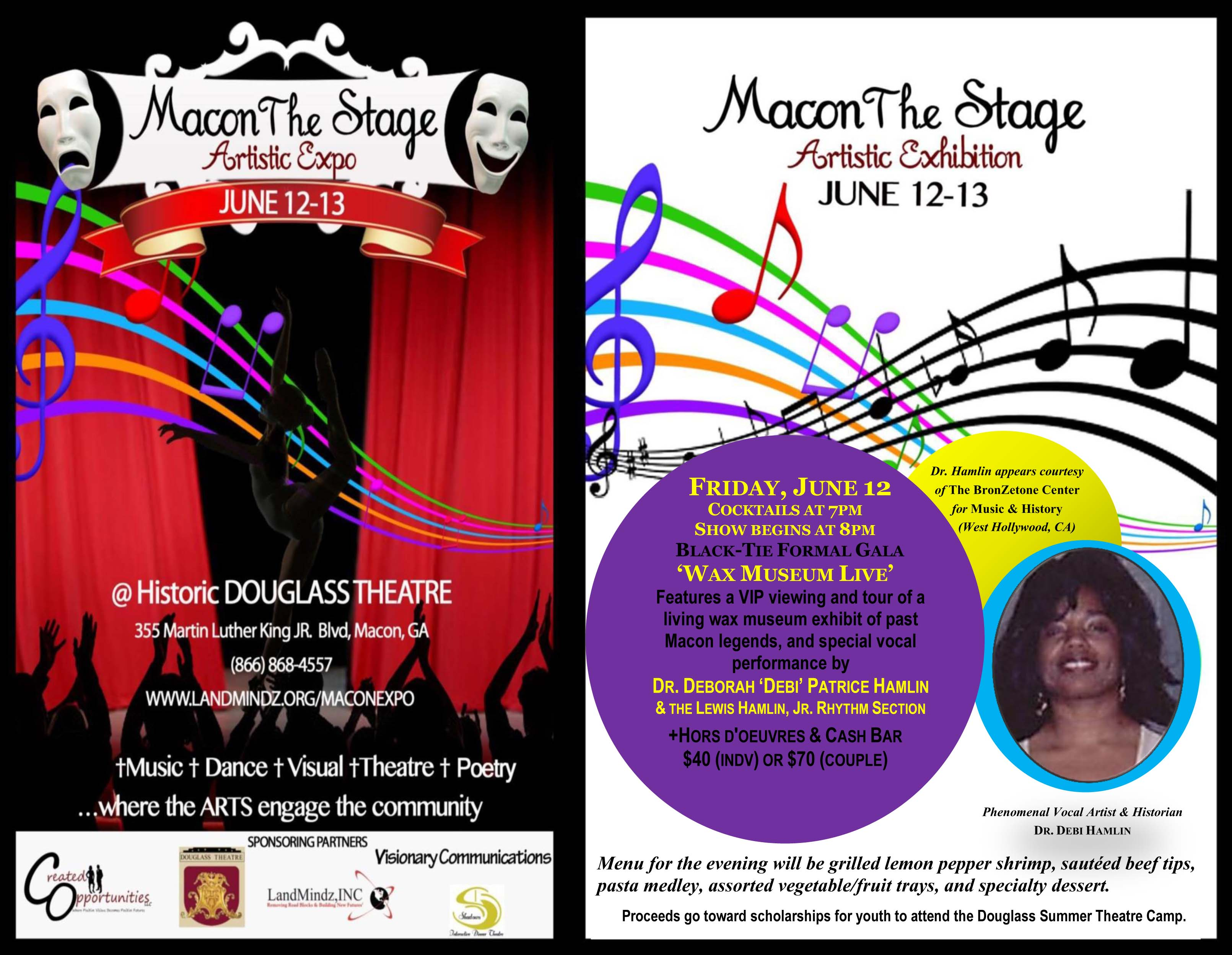 Macon the Stage:Artistic Expo