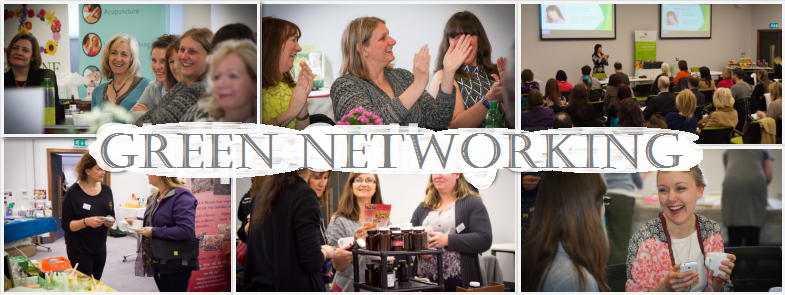 Green Pages networking event