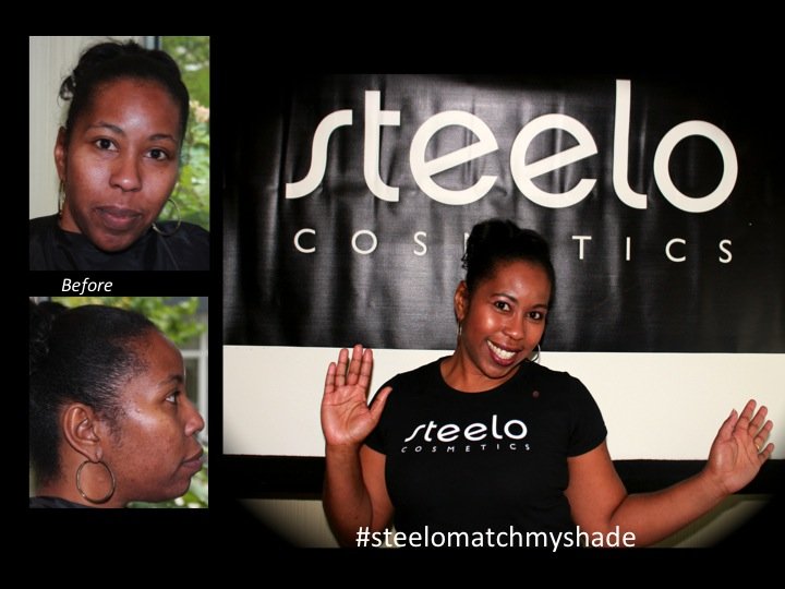 Steelo Match My Shade Event
