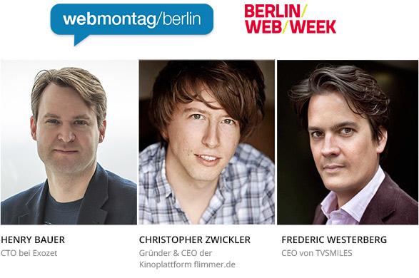 Speaker - Henry Bauer, Christopher Zwickler, Frederic Westerberg