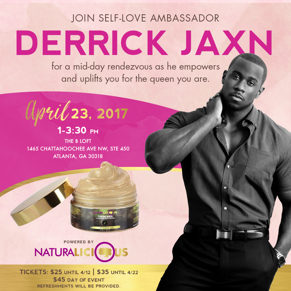 Derrick Jaxn Atlanta