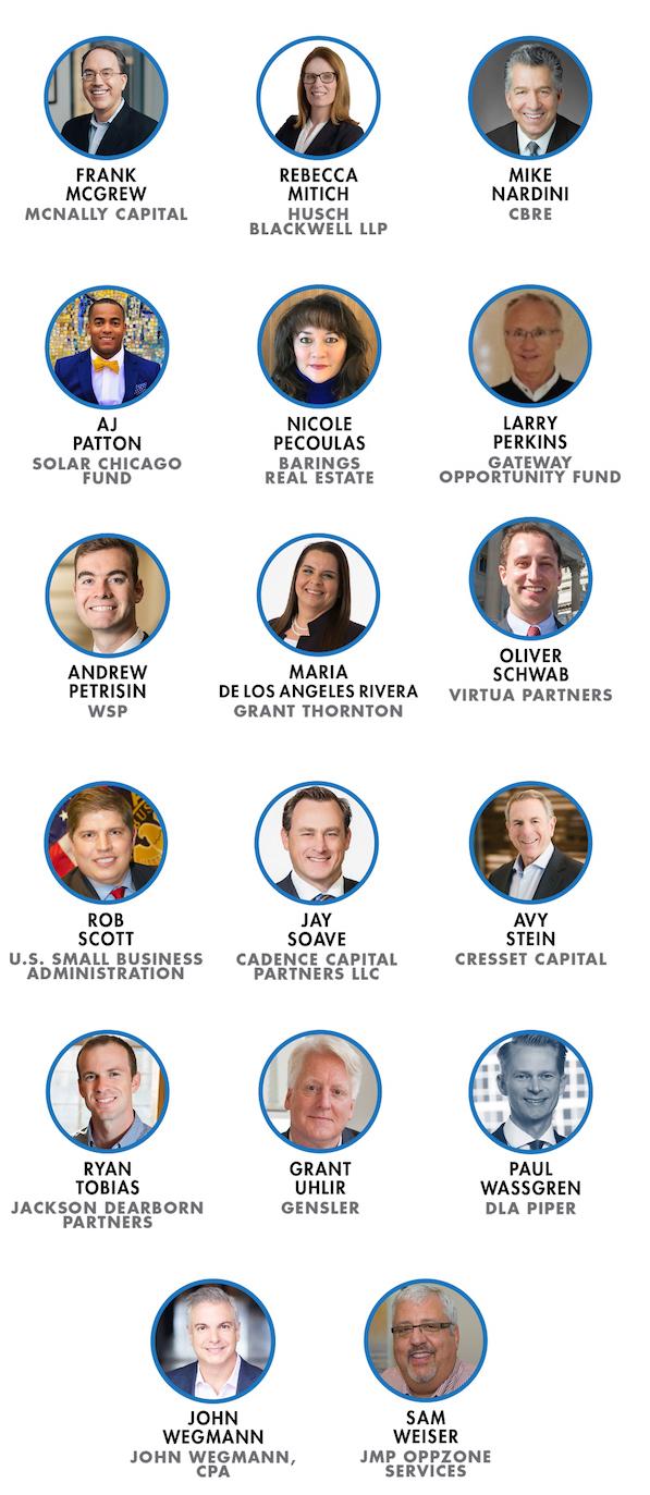 Opportunity Zone Expo Chicago Speakers