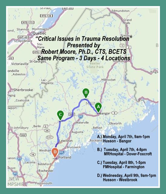 4 Maine Locations