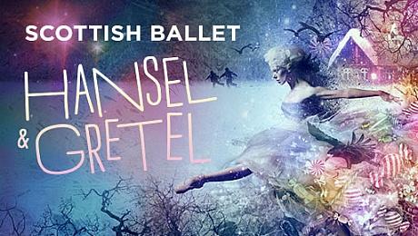 Scottish Ballet Hansel & Gretel GYP