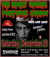 Rocky Horror in San Jose - Holiday Theme & Last Show of...