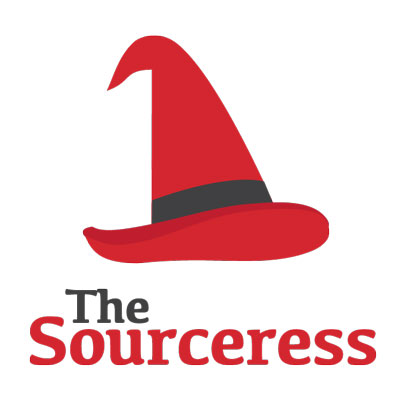 TheSourceress Logo
