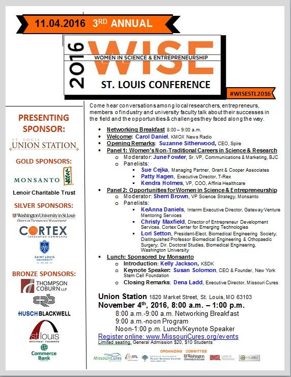 STL WISE final flyer 9.20.16
