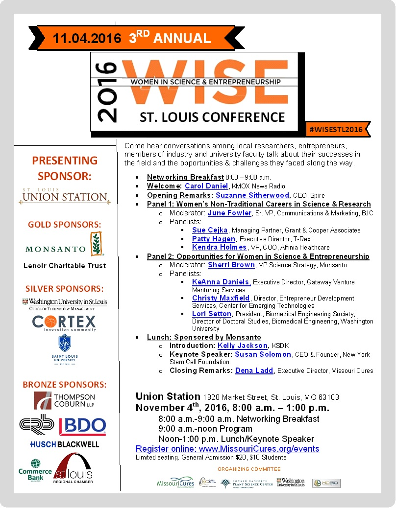 STL WISE 2016 flyer 10.24.16