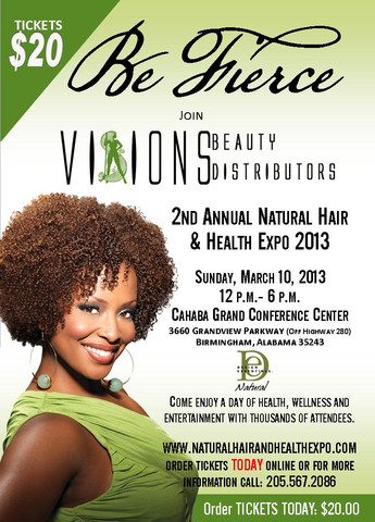 Natural Hair Expo  Birmingham Al